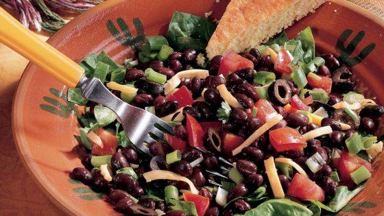 Black-Bean-Taco-Salad