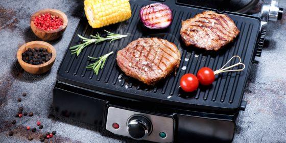 Beef steak with vegetables