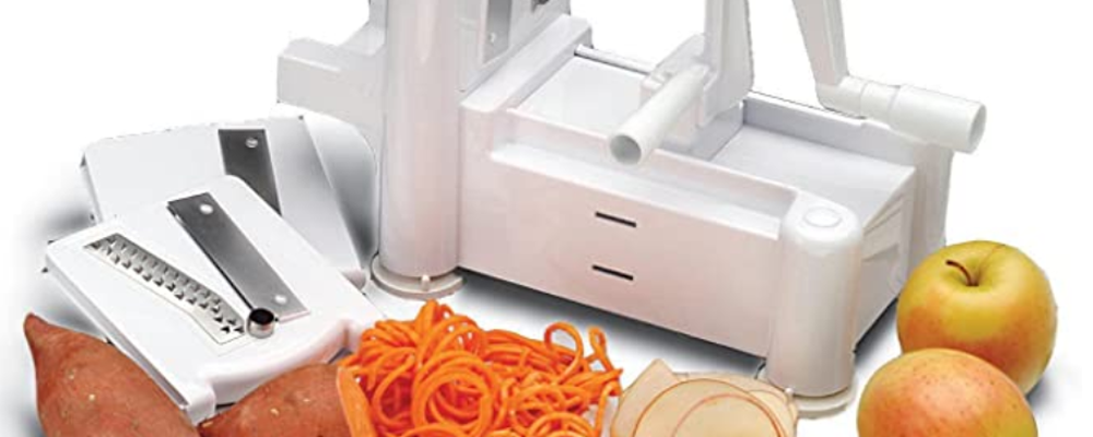 Fruits spiralizer