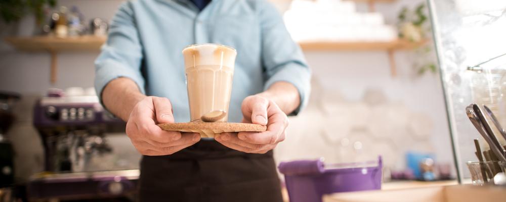 Ice Coffee Serve