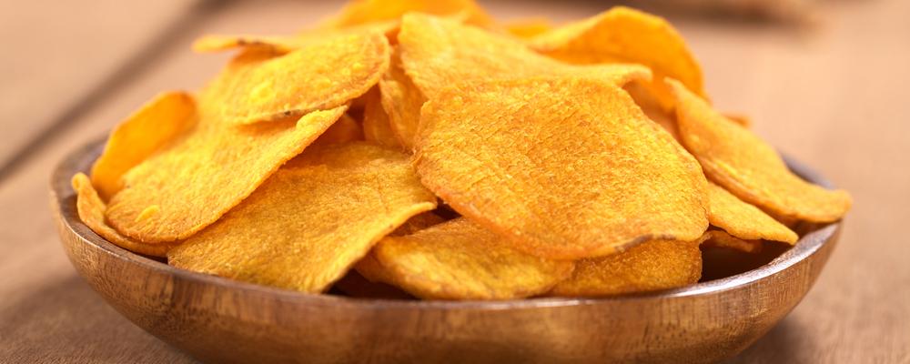 Crispy Sweet Potato Chip