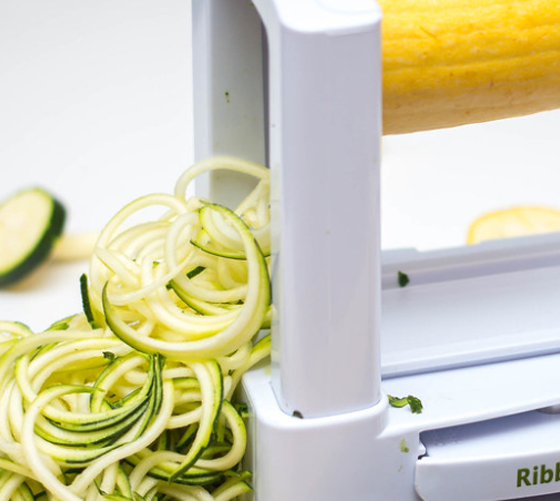 Zoodle making