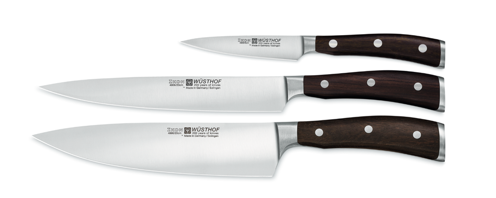 Wusthof Iknon Knives
